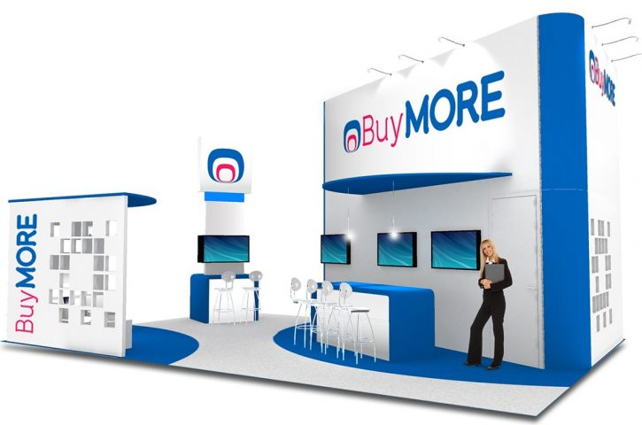 5 Essential Attractors to a Trade Show Display